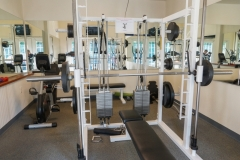 Weight Room Back, #3